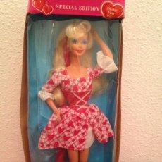 Barbie y Ken: BARBIE SAN VALENTÍN.. Lote 113395099