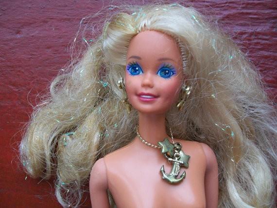 Barbie y Ken: ANTIGUA Y PRECIOSA BARBIE - SUN SENSATION VINTAGE DOLL-MATTEL DESCATALOGADA ¡¡COLECCIONISTAS¡¡ - Foto 5 - 112708979
