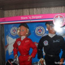 Barbie y Ken: PAREJA BARBIE Y KEN AIR FORCE MATTEL NRFB. Lote 114045335
