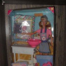 Barbie y Ken: MUÑECA BARBIE DULCES DIVERTIDOS MATTEL NRFB. Lote 114046887