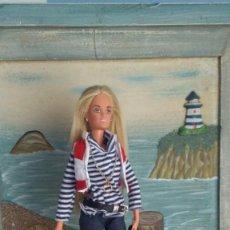 Barbie y Ken: BARBIE SKIPPER OOAK Y REROOT. Lote 114381851