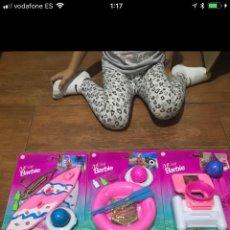 Barbie y Ken: BARBIE LOTE. Lote 114594275
