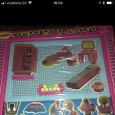 Barbie y Ken: BARBIE. Lote 114625288