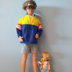 Barbie y Ken: TOMMY Y KEN.NOVIO DE BARBIE. Lote 114797007