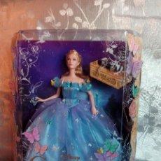 Barbie y Ken: BARBIE CENICIENTA CINDERELLA DEL 2014 BAILE REAL DE DISNEY STORE. Lote 115281203