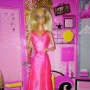 Barbie y Ken: BARBIE SUPERSTAR CONGOST-MADE IN SPAIN,CEJAS MORADAS,PARA PIEZAS O REPARAR,MATTEL,AÑOS 80DOLL,POUPÉE. Lote 115422895