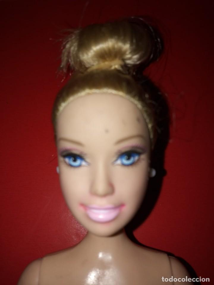 Barbie y Ken: Barbie Mattel 2006 mattel INDONESIA - al pulsar la mano parpadea el anillo - Foto 2 - 116366183