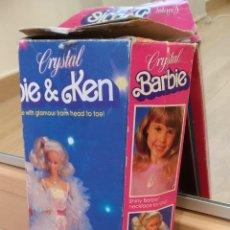 Barbie y Ken - Caja Barbie Crystal 1983 - 116465928