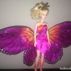 Barbie y Ken: BARBIE MARIPOSA.. Lote 116947191