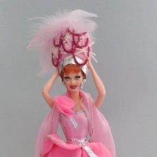 Barbie y Ken: MUÑECA BARBIE DOLLS I LOVE LUCY. Lote 117010331