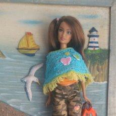 Barbie y Ken: BARBIE BENETTON. Lote 117378976