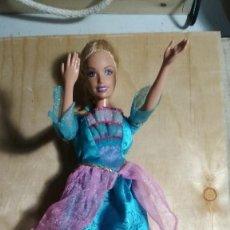 Barbie y Ken: MUÑECA BARBIE PRINCESA DE LOS ANIMALES. VER FOTOS. NO FUNCIONA. Lote 117485111