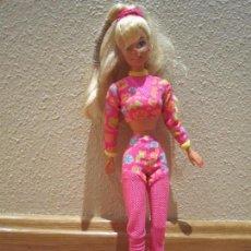 Barbie y Ken: BARBIE GIMNASTA DE MATTEL- CUERPO 1993 Y CABEZA 1979. Lote 117508863
