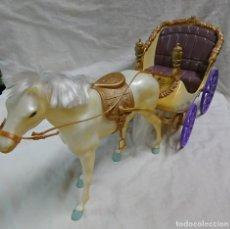 Barbie y Ken: CARROZA MUÑECA BARBIE ANASTASIA BALLOB CENTURY FOX ANASTASIA ROYAL HORSE CARRIAGE BARBIE 1997. Lote 117974135