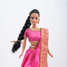Barbie y Ken: BARBIE INDIA DOLLS OF THE WORLD 1996 MATTEL. Lote 118367591