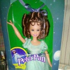 Barbie y Ken: DISNEY -BARBIE - PETER PAN- MUÑECA WENDY MATTEL - 1997- NUEVA. Lote 118380372