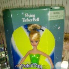 Barbie y Ken: DISNEY - BARBIE - PETER PAN - MUÑECA CAMPANILLA 1997- NUEVA. Lote 118381198