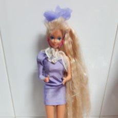 Barbie y Ken: BARBIE GLITTER HAIR. Lote 118639854