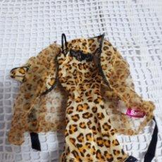 Barbie y Ken: CONJUNTO BABIE MATTEL LEOPARDO. Lote 118640354