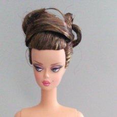 Barbie y Ken: MUÑECA BARBIE SILKSTONE DESNUDA. Lote 118855155