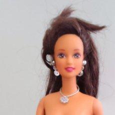 Barbie y Ken: MUÑECA BARBIE DESNUDA. Lote 119260567