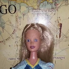 Barbie y Ken: MUÑECA MANIQUÍ. Lote 119957707