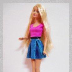 Barbie y Ken: BARBIE PEINADOS BRILLANTES DE MATTEL. Lote 120562171