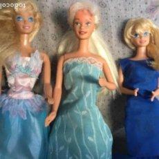 Barbie y Ken: TRES BARBIES MALAYSIA Y UNA INDONESIA LEER DESCRIPCION. Lote 121312111