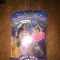 Barbie y Ken: JASMINE ALADDIN MATTEL DOLL. Lote 121363343