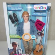 Barbie y Ken: CANTANTE CODY SIMPSON,SINGING,A PILAS,CAJA ORIGINAL,AÑO 2011,A ESTRENAR. Lote 122422187