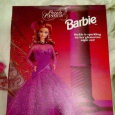 Barbie y Ken: BARBIE PASIÓN. VINTAGE. EDICIÓN ESPECIAL.. Lote 123291152