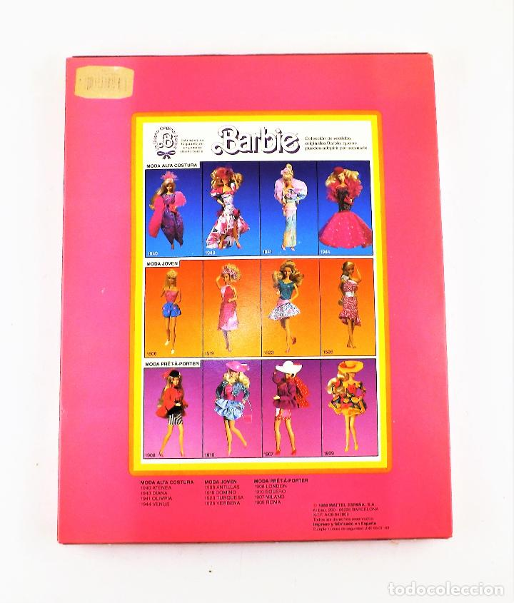 Barbie y Ken: Barbie. Moda Jeans. Conjunto Oklahoma En caja - Foto 2 - 138522706