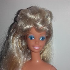Barbie y Ken: MUÑECA BARBIE PERFUME PRETTY FRAGANCIA AÑOS 80 DE CONGOST MADE IN SPAIN. Lote 125334267