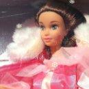Barbie y Ken: 1992 VINTAGE ORIGINAL BELLA TRAJE ROSA CON CAJA. Lote 125802819