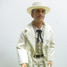 Barbie y Ken: KEN-BARBIE-DE COLECCIÓN CLARK GABLE-RHETT BUTLER-LO QUE EL VIENTO SE LLEVÓ-GONE WITH THE WIND-DESCAT. Lote 125908635