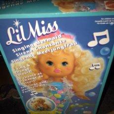 Barbie y Ken: LIL MISS SINGER. Lote 126406482