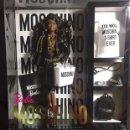 Barbie y Ken: MOSCHINO BARBIE® DOLL – AFRICAN AMERICAN # DNJ32 # AA NRFB. Lote 126456983