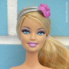 Barbie y Ken: MUÑECA BARBIE H2O DESIGN DE MATTEL CON PIERNAS TATUADAS. Lote 44954343