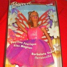 Barbie y Ken: BARBIE ALAS MAGICAS - MATTEL 2000- EN SU CAJA BLISTER EN IMPECABLE ESTADO- IMPORTANTE LEER. Lote 126796351