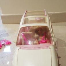 Barbie y Ken: CARAVANA BARBIE - MUÑECA INCLUIDA. Lote 127785008