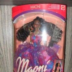 Barbie y Ken: BARBIE CHRISTIE MAONI MATTEL NRFB. Lote 128181355