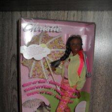 Barbie y Ken: BARBIE CHRISTIE LLUVIA O SOL MATTEL NRFB. Lote 128183023