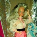 Barbie y Ken: BARBIE CARA DE ANGEL (ANGEL FACE) CON DEFECTOS, CONGOST - MATTEL - MADE IN SPAIN - 1984, DOLL,POUPÉE. Lote 128397607