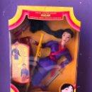 Barbie y Ken: MUÑECA SECRET HERO MULAN. 1997. [NUEVA EN CAJA]. MATTEL. DISNEY.. Lote 129301343