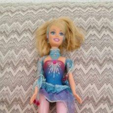 Barbie y Ken: BARBIE MATTEL 1998 PATINADORA. Lote 129313766