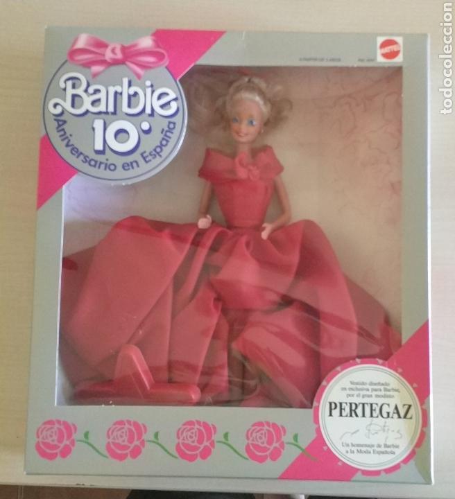 BARBIE PERTEGAZ NUEVA (Juguetes - Muñeca Extranjera Moderna - Barbie y Ken)