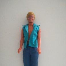 Barbie y Ken: KEN RUBIO OJOS AZULES 1983. Lote 130303532