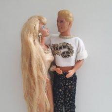 Barbie y Ken: BARBIE Y KEN HOLLYWOOD. Lote 130973240