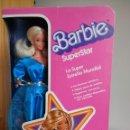 Barbie y Ken: BARBIE SUPERSTAR MODELO FESTIVAL CONGOST 1981. Lote 130266170