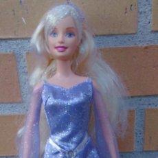 Barbie y Ken: MUÑECA BARBIE MATTEL 1998 PRINCESA MEDIEVAL VESTIDO VIOLETA . Lote 131718786